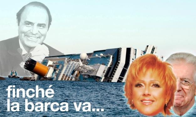 Costa Concordia Bruno Vespa