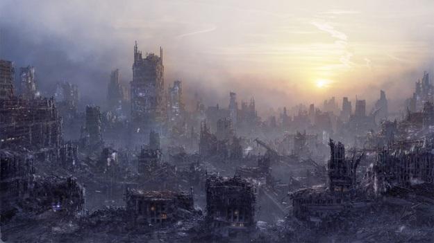 Post-Apocalypse Environment