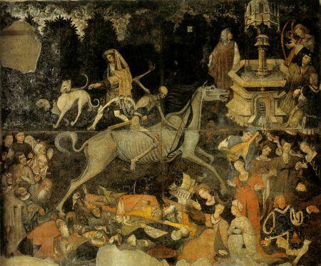 Palermo - Trionfo della Morte