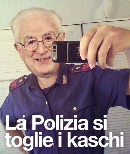 Cossiga Polizia